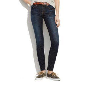 Madewell Skinny Skinny Jeans Dark Denim Size 26